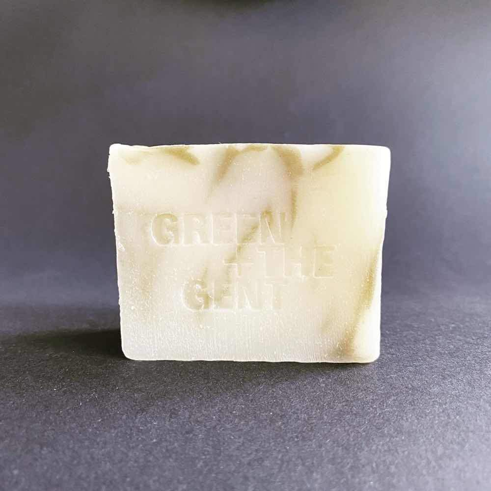 Green+ The Gent Aloe Gin Soap - 0