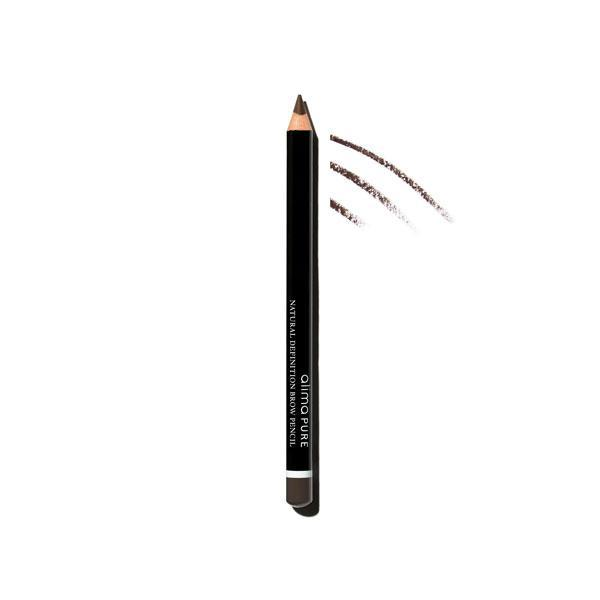 alima PURE Natural Definition Brow Pencil - Raven