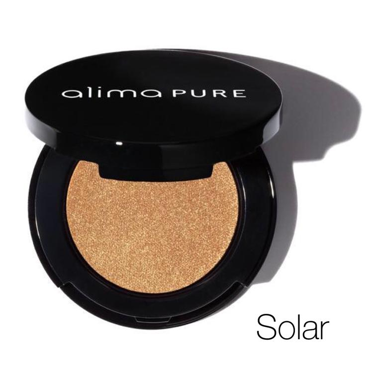 alima PURE Pressed Eyeshadow with Compact - 6