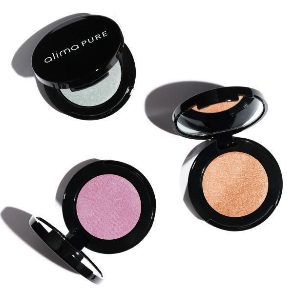 alima PURE Pressed Eyeshadow with Compact