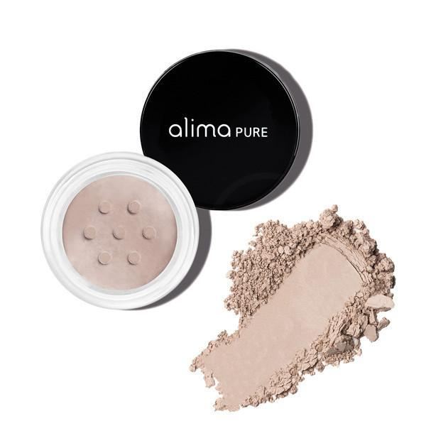 alima PURE Satin Matte Eyeshadow - Ash