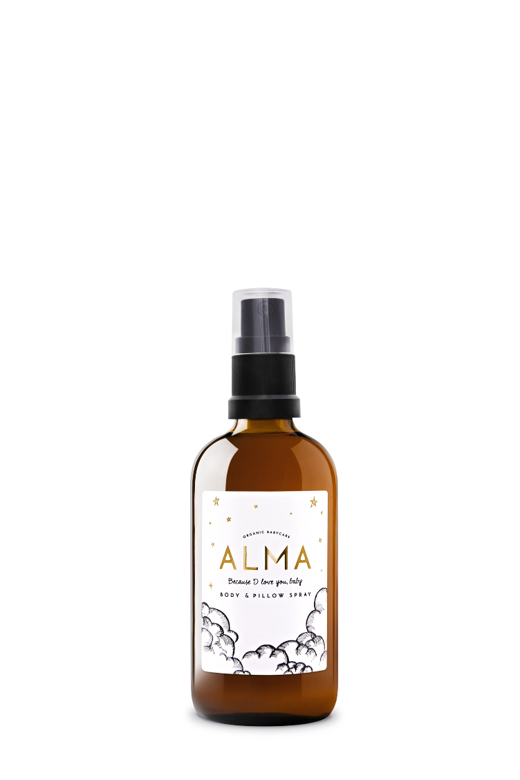 ALMA Babycare Body- & Pillowspray