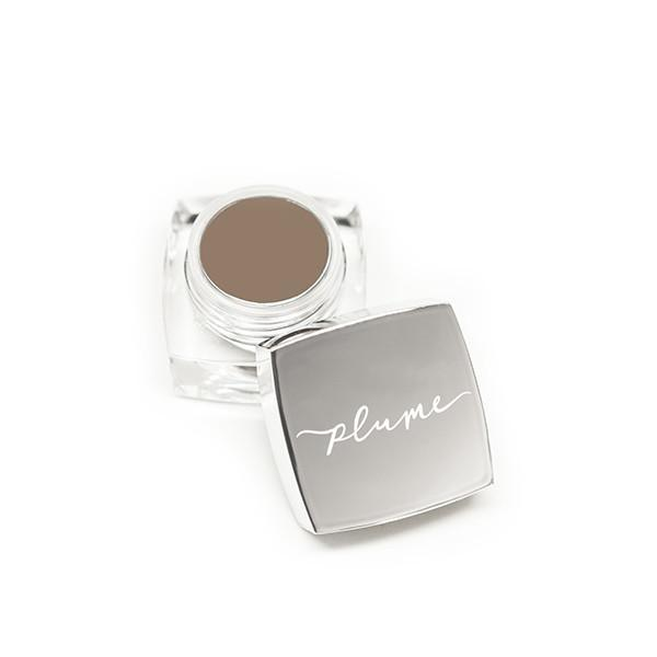 Plume Science Nourish & Define Brow Pomade - Ashy Daybreak