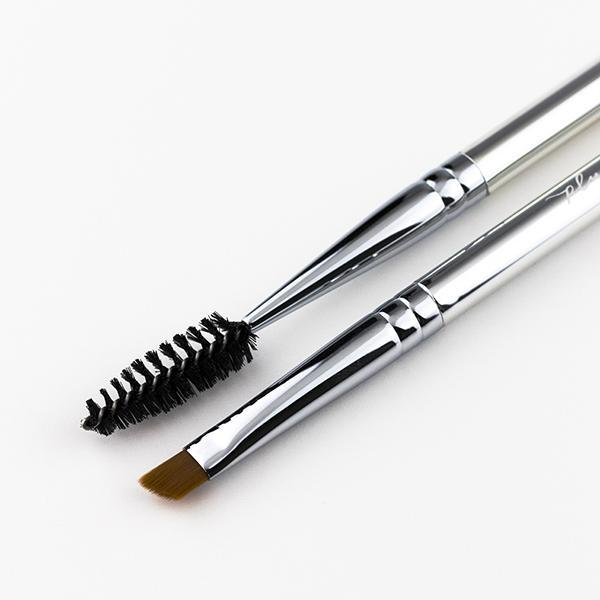 Plume Science Dual Ended Brush Veganer Doppel-Brauenpinsel