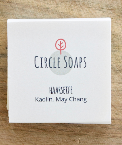 Circle Soaps Haarseife Kaolin, May Chang
