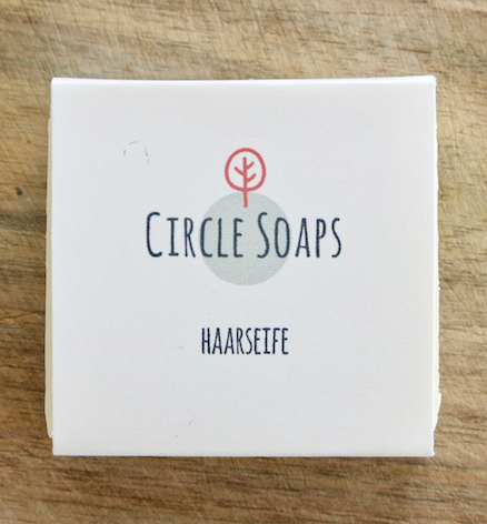 Circle Soaps Haarseife Unscented