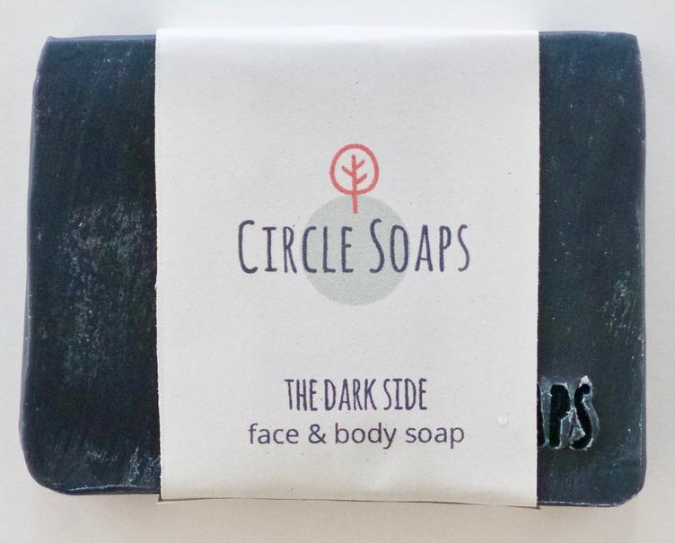 Circle Soaps The Dark Side
