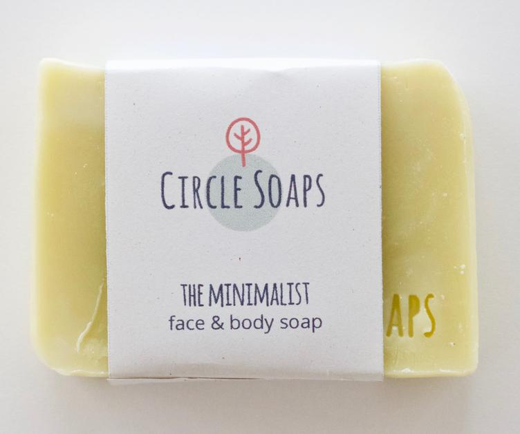 Circle Soaps The Minimalist