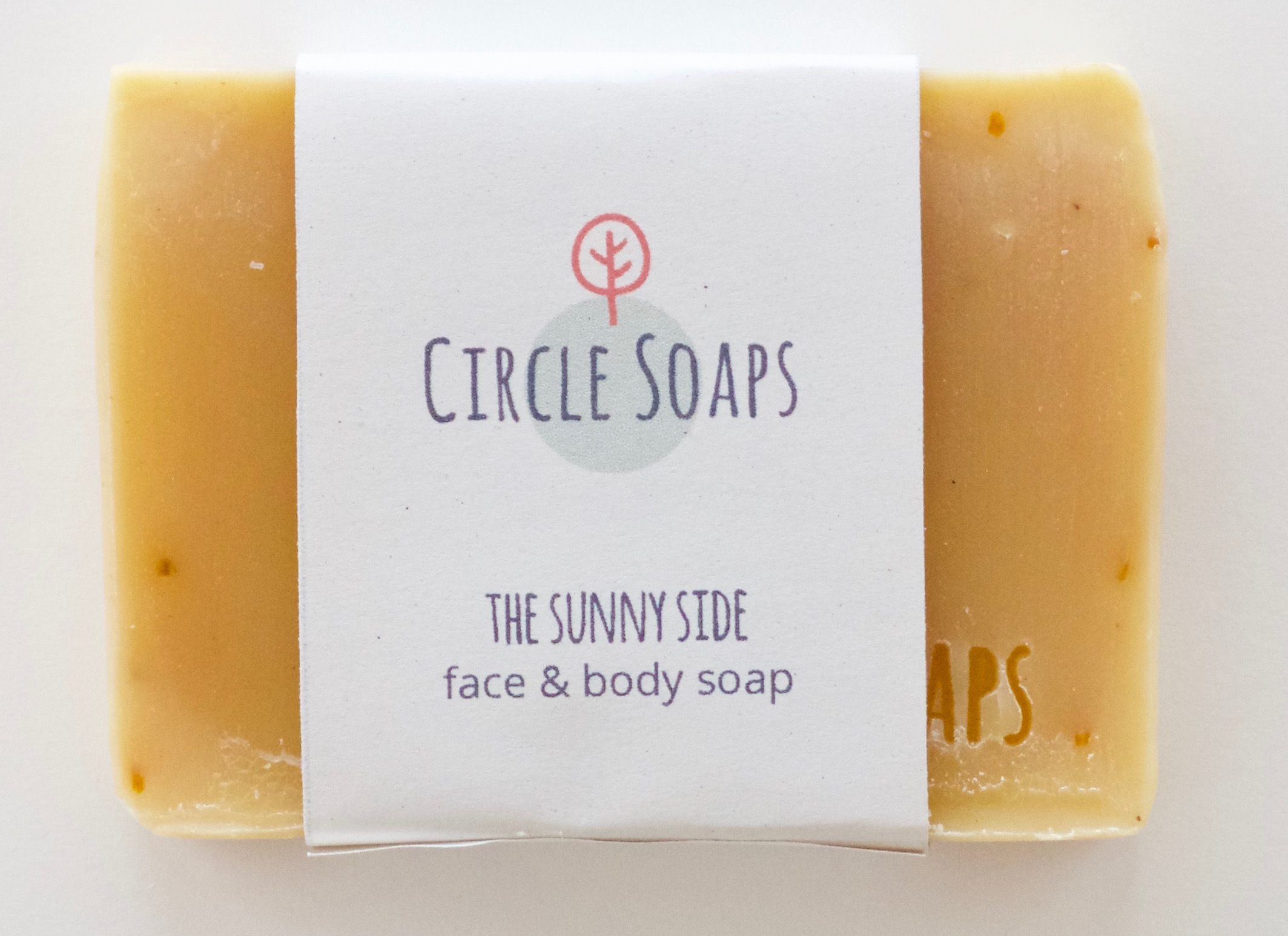 Circle Soaps The Sunny Side