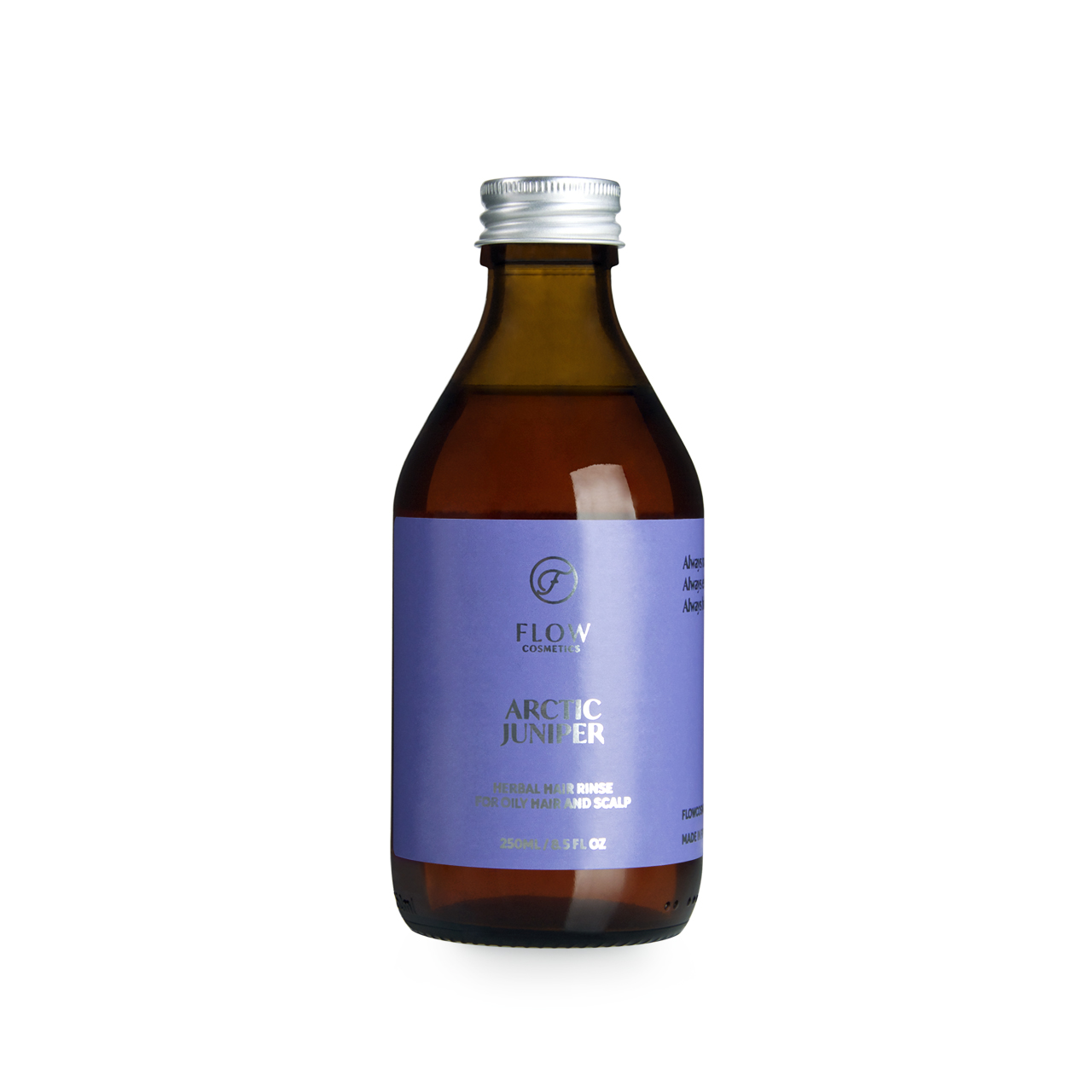 FLOW - Arctic Juniper Herbal Hair Rinse