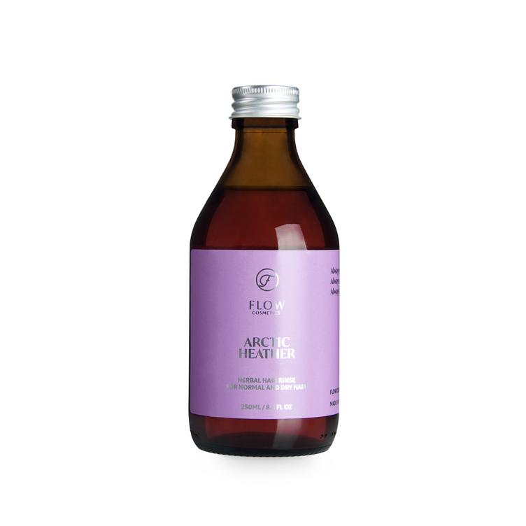 FLOW - Arctic Heather Herbal Hair Rinse