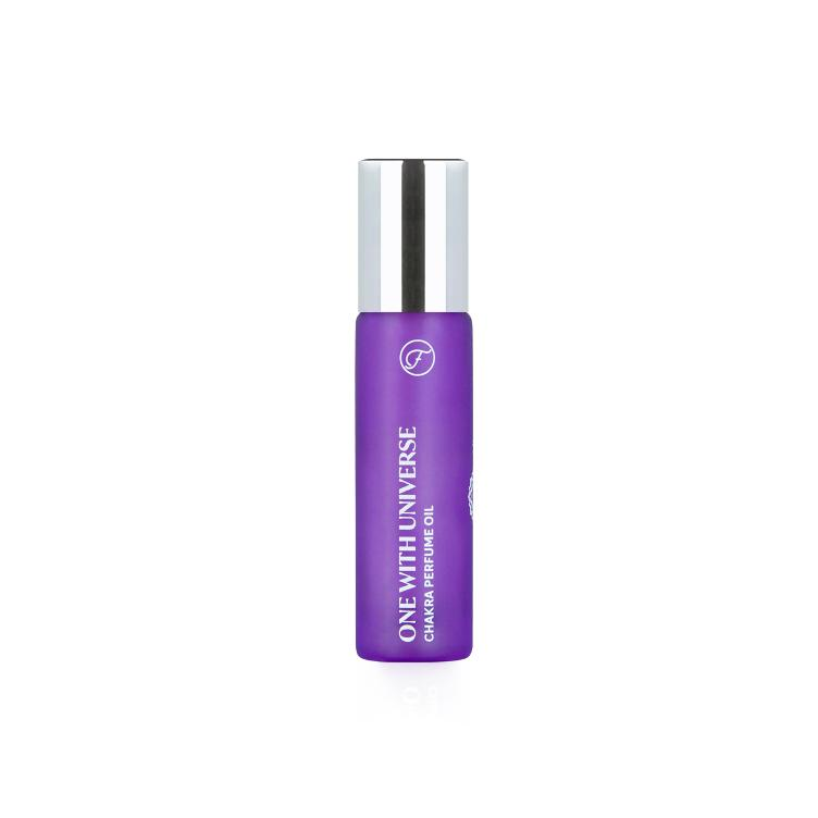 FLOW - One with Universe Chakra Healing Perfume Oil
