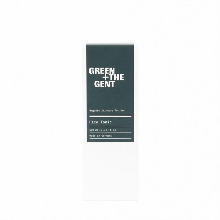 Green+ The Gent Face Tonic - 0