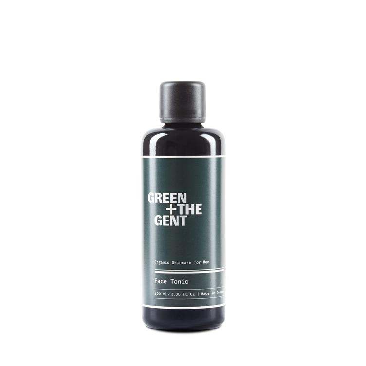 Green+ The Gent Face Tonic