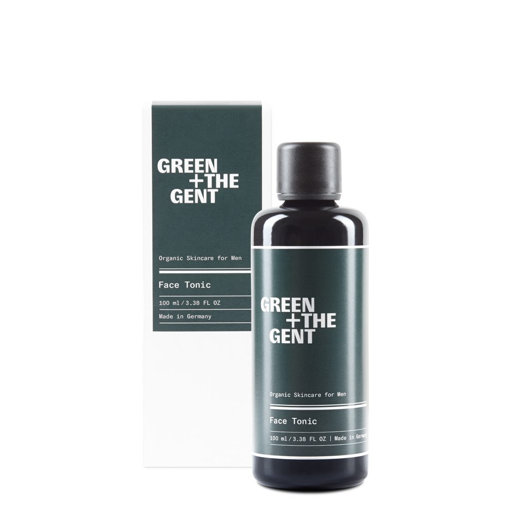Green+ The Gent Face Tonic - 1