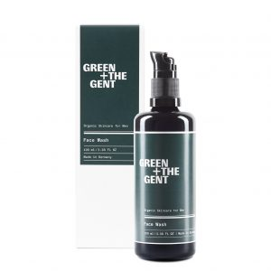 Green+ The Gent Face Wash - 1