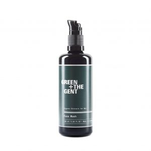 Green+ The Gent Face Wash