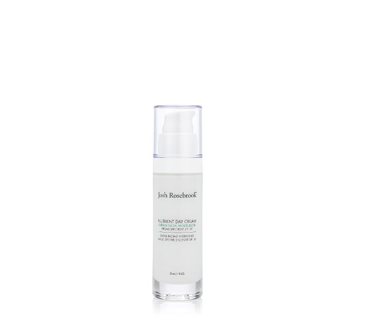 Josh Rosebrook Nutrient Day Cream SPF 30 - Airless Pump - Travel Size