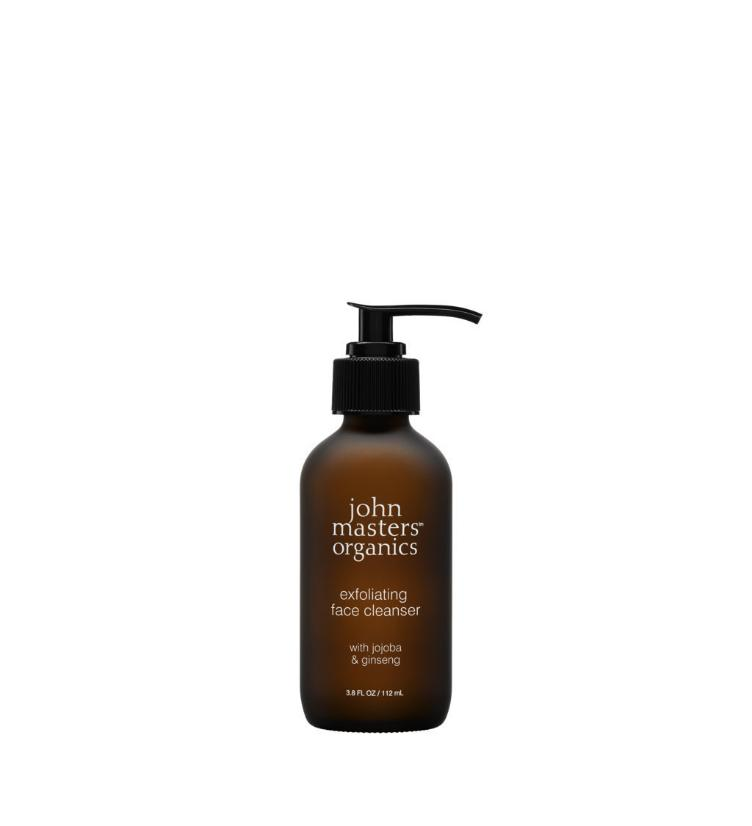 John Masters Organics Exfoliating Face Cleanser with Jojoba & Ginseng