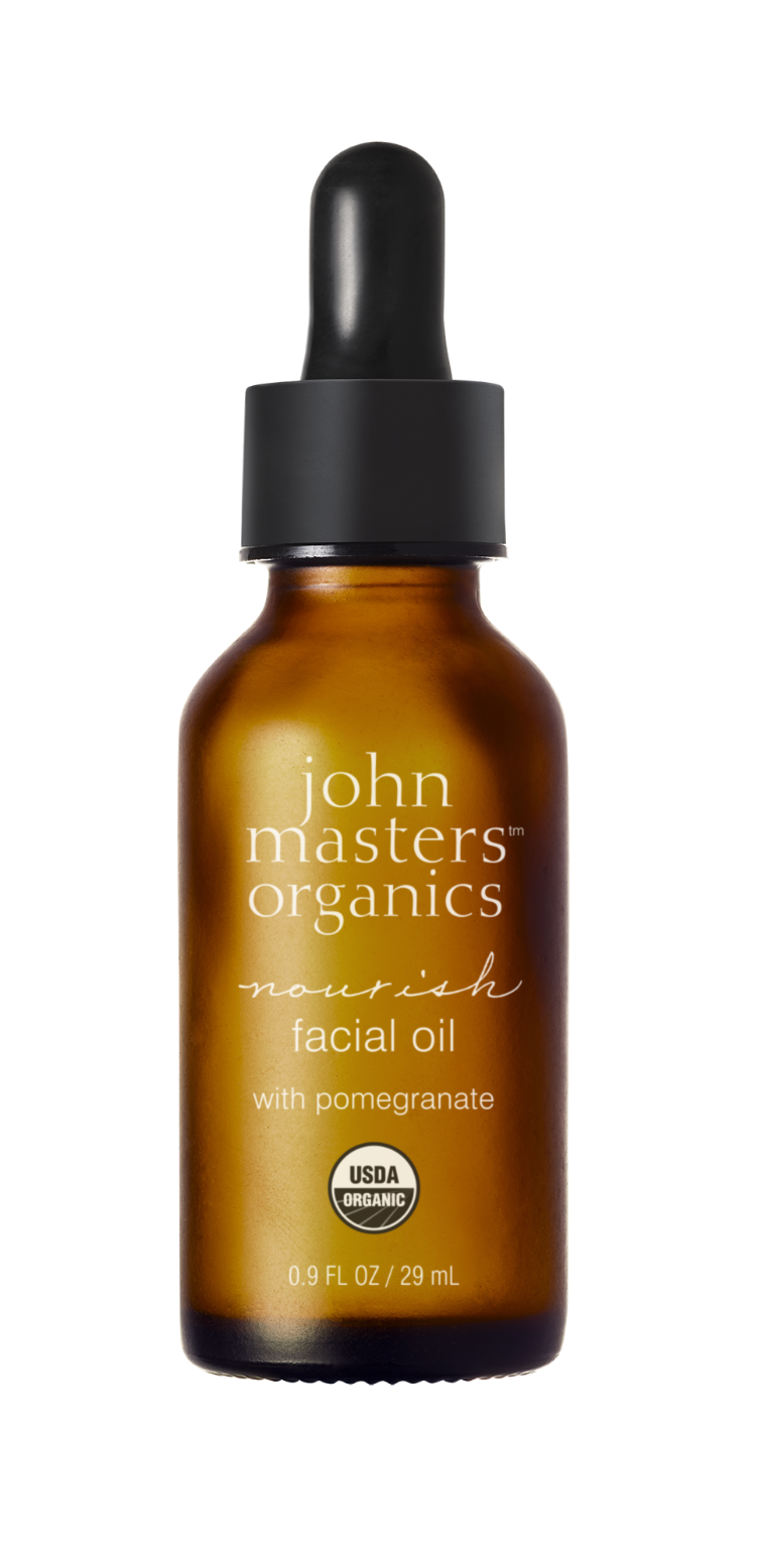 John Masters Organics Nourish Facial Oil with Pomegranate