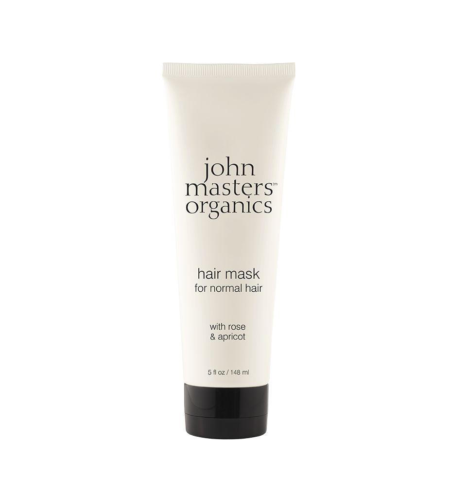 John Masters Organics Hair Mask with Rose & Apricot
