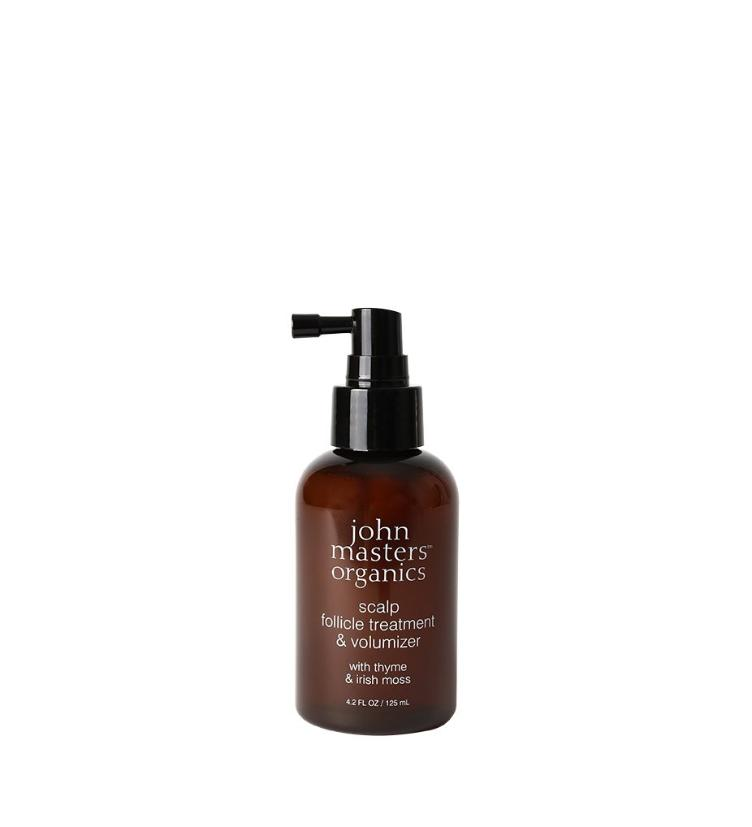John Masters Organics Scalp Follicle Treatment & Volumizer with Thyme & Irish Moss