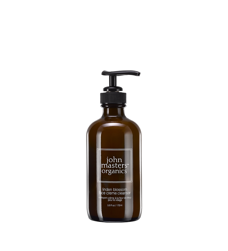 John Masters Organics Linden Blossom Face Cleanser
