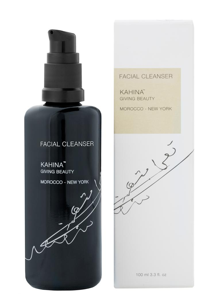 Kahina Facial Cleanser