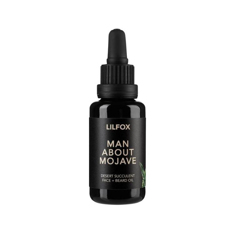 LILFOX® MAN ABOUT MOJAVE Face+Beard Oil