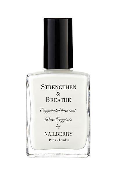 NAILBERRY - Atmungsaktiver Base Coat Strengthen & Breathe