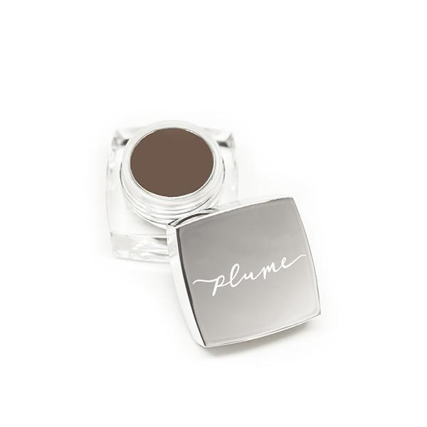 Plume Science Nourish & Define Brow Pomade - Chestnut Decadence - 0