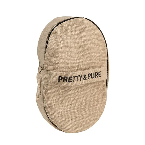 Pretty & Pure Organics Hand Made Beauty Case