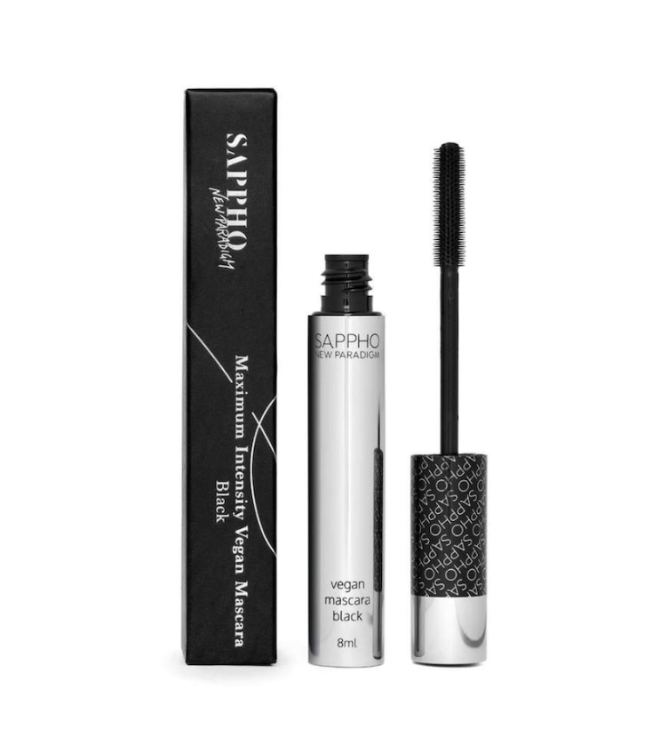 Sappho New Paradigm Maximum Intensity Vegan Mascara Black
